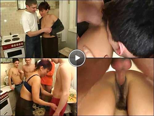milf seducing sons friends video