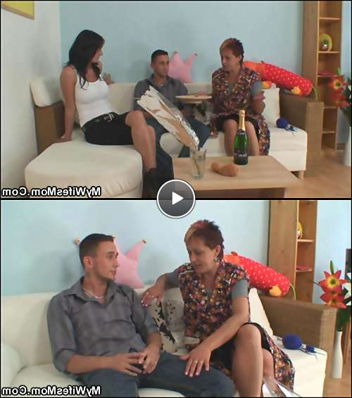 mother in law seduces video