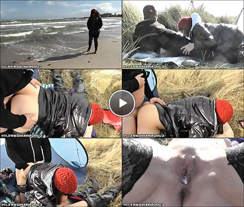 beach wife sex video